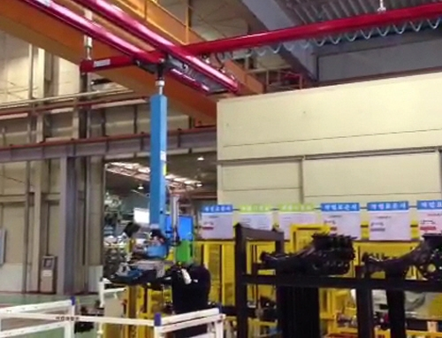 YDR 软臂式助力机械手